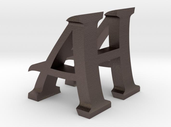H & A 3d printed