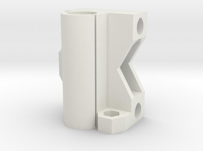 EjeX Derecha 3d printed