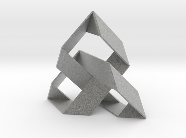 Lambiek 3d printed