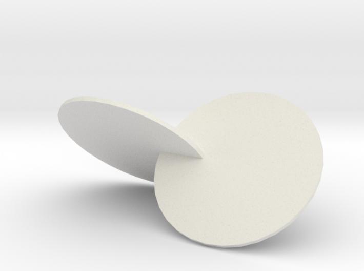 Wobbly Circles 3d printed