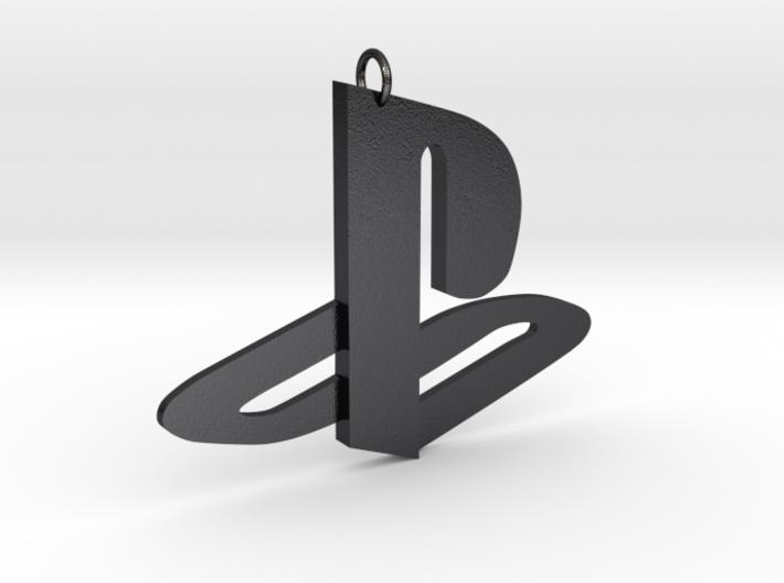 Playstation Logo Pendant 3d printed