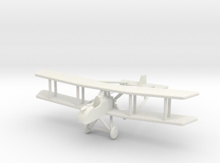 RAF FE.8 1:144th Scale 3d printed