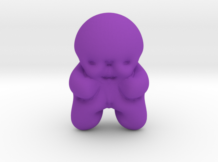 Jelly Baby 3d printed