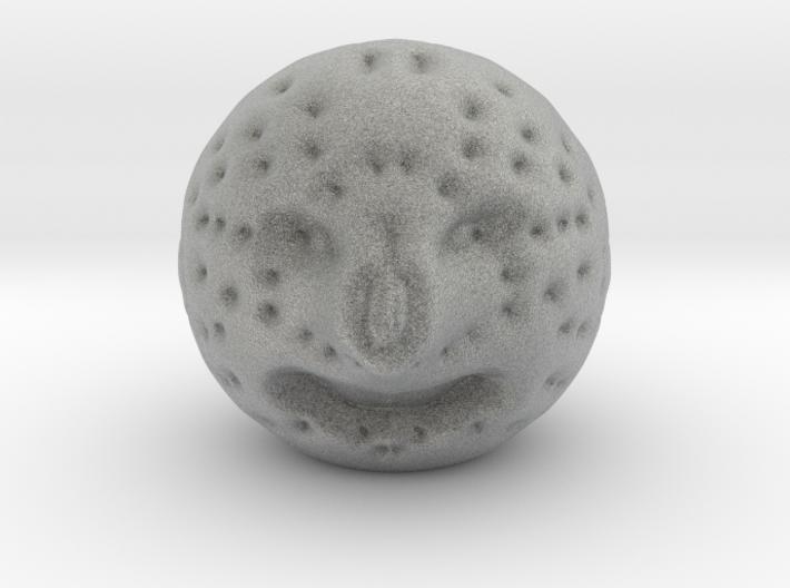 Mr Moon 3d printed