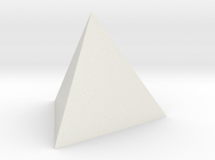 Tetrahedron 4er 20mm 3d printed