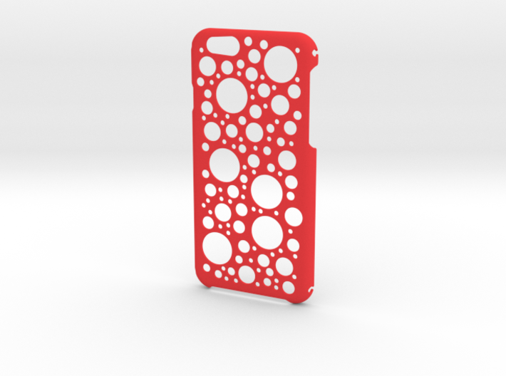 iPhone 6 Circles Case 3d printed