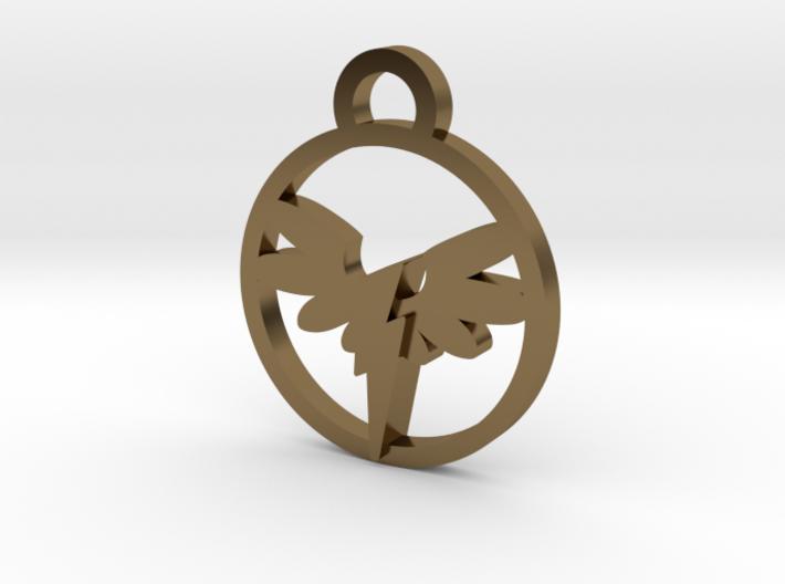 Wonderbolt Medallion 3d printed