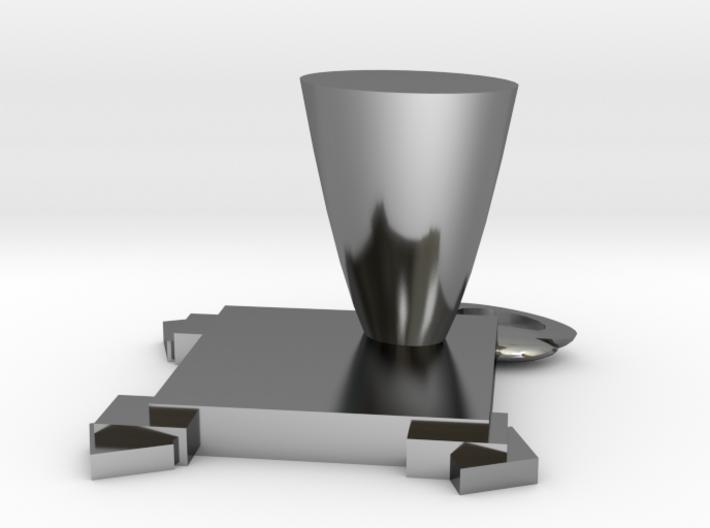 Love Mug 3d printed