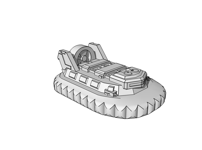 """Saber"" Hovercraft 6mm 3d printed"