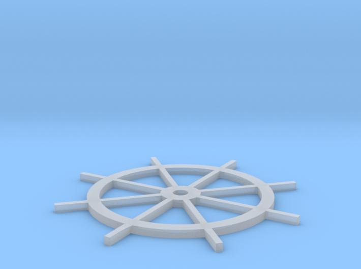 wheel2 3d printed