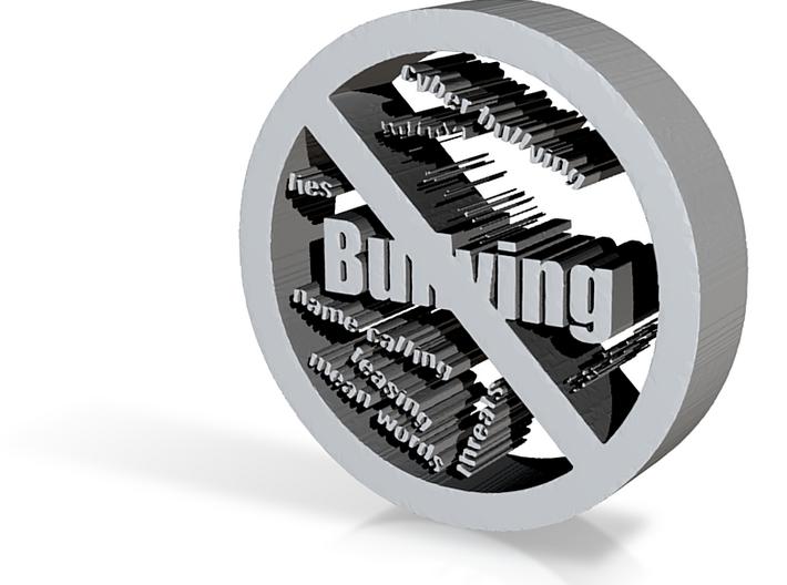 no bulling 3d printed