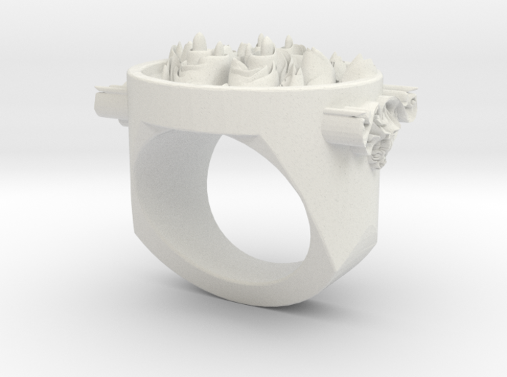The Why Bracelet 3d printed