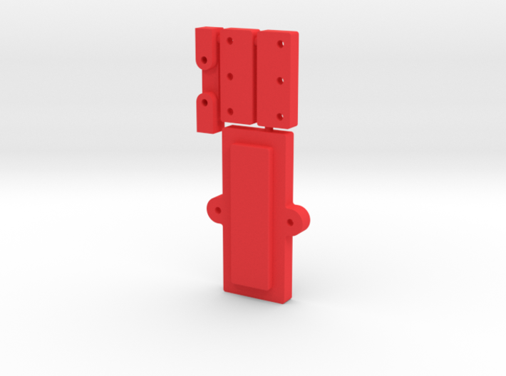 26650 Mod Clamp Group 3d printed