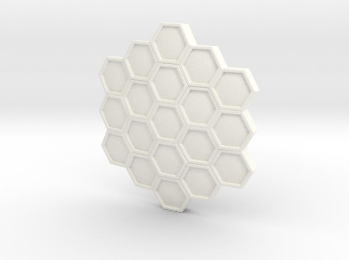 Andreenid Shield 3d printed