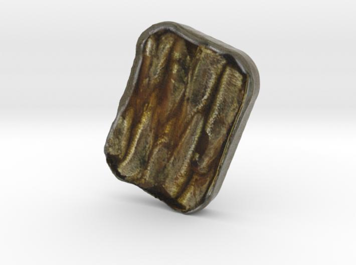 The Oiled Sardine 3d printed