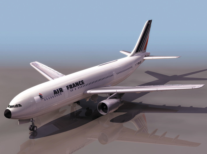 AIRBUS 3d printed Add a caption...