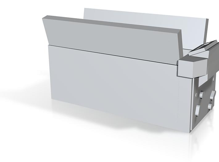 Trap Cart Open 3d printed