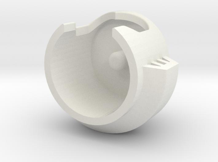 ARMS HELMET 3d printed