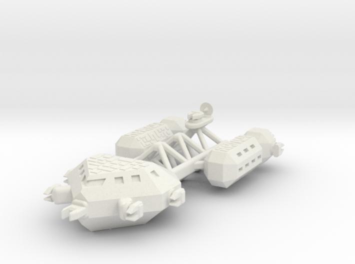 Morgat Heavy Frigate 3d printed