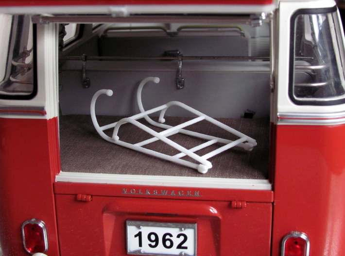 Westfalia Roof Rack Ladder