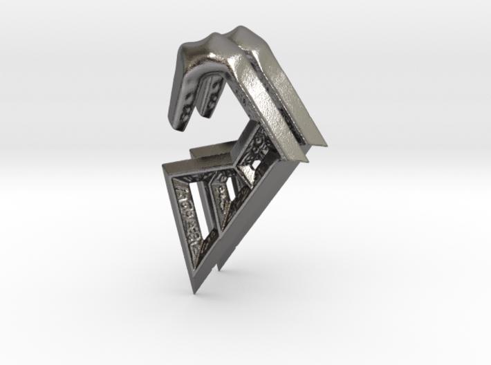 Ancient Ram Gauges (select a size) 3d printed