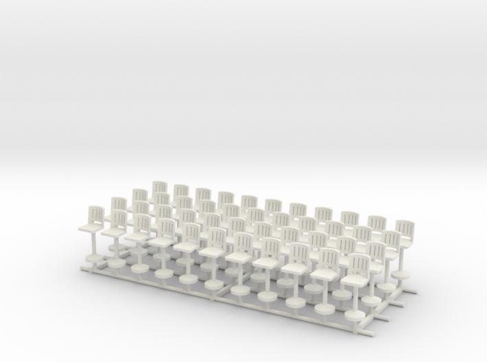 Bar Stool X50 3d printed