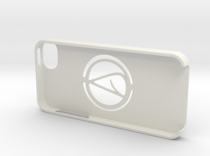 iPhone 5 Case with Atheism Symbol 3d printed
