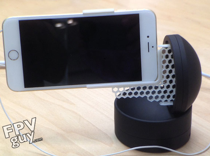 iPhone 6+  adapter for Motrr Galileo  3d printed
