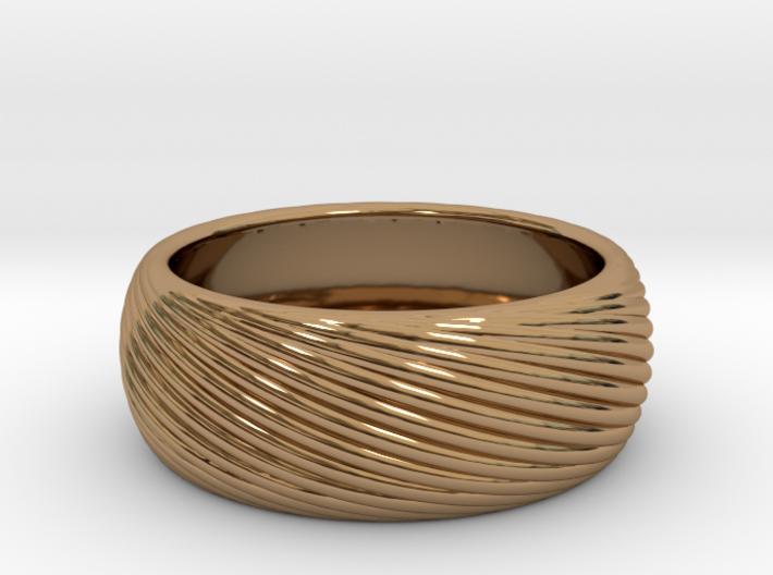 ring ring O 3d printed
