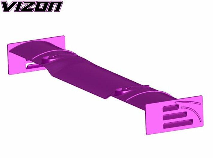 Vizon High Velocity 190mm TC Wing - UPDATED 3d printed
