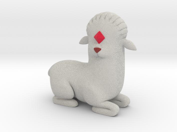 Adventure Time: Sacred Lamb 3d printed