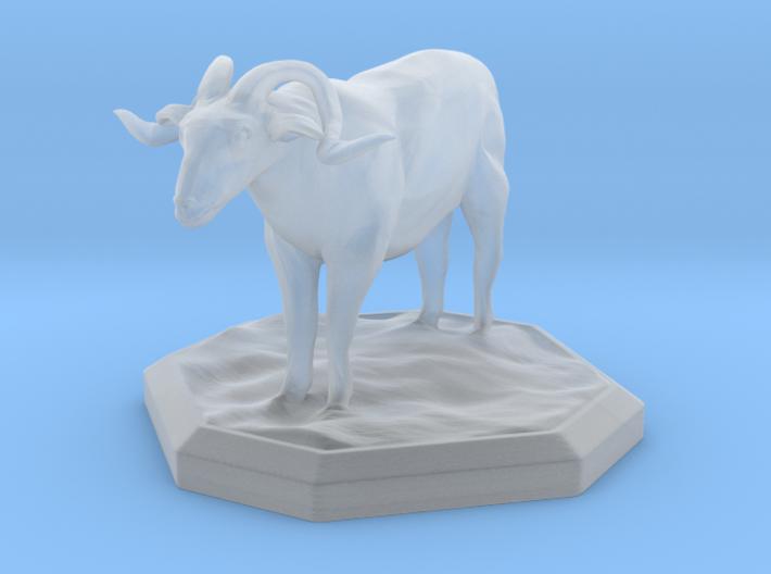 Sheep Figurine 3d printed