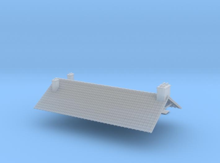 French Farmhouse ( FUD Parts ) N 1:160 3d printed
