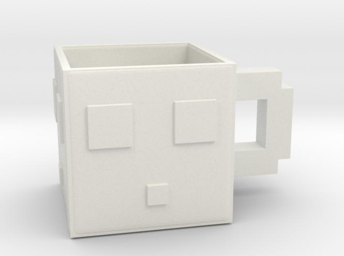 Minecraft Slime Mug 6.5 Cm 3d printed