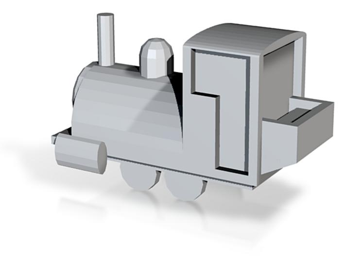 Little Tank Engine Prototype 3d printed