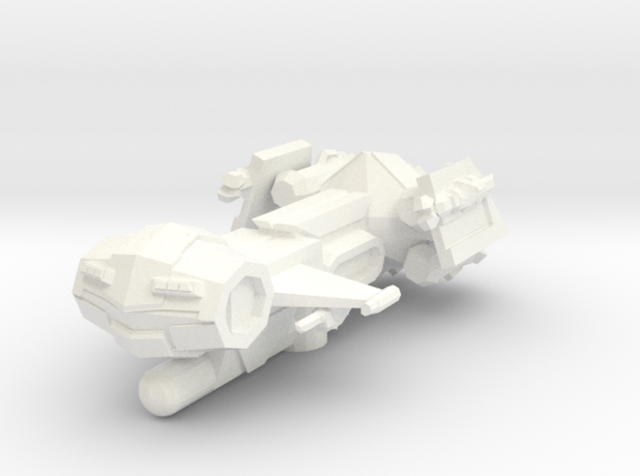 Ares Class Frigate 3d printed