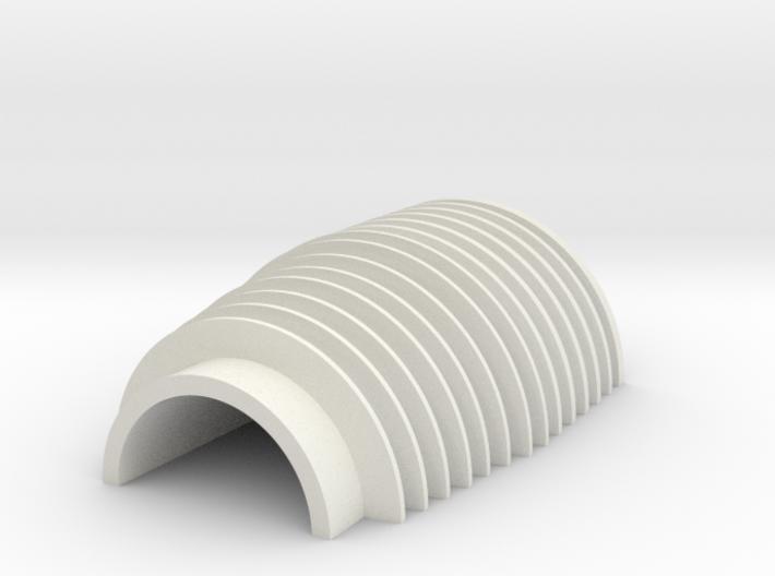 Veron Cylinder Halve Replica(For Merr Sonn) 3d printed