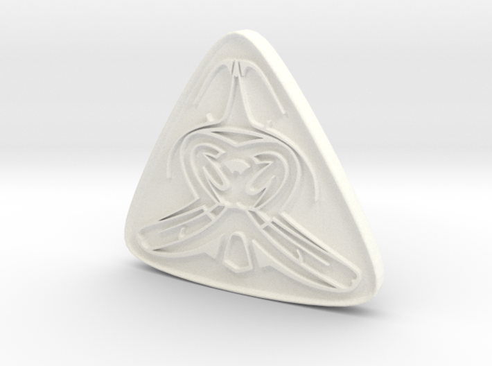 Altair Harness Buckle 3d printed