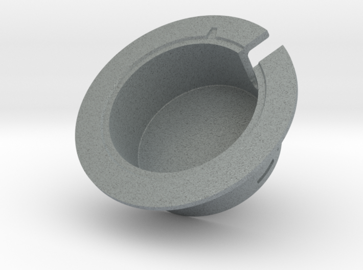 MDR 5A Right Ear Cup 3d printed