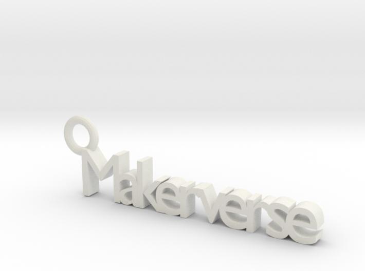 Maker3 3d printed