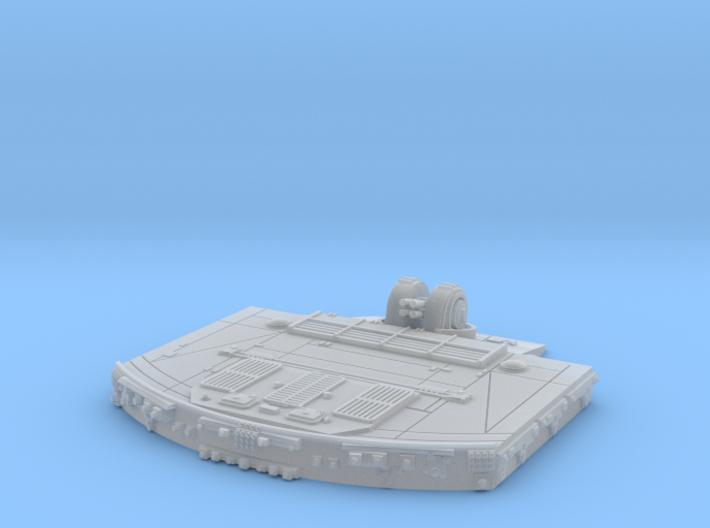 GALACTIKA COMMAND BRIDGE SALZO 3d printed