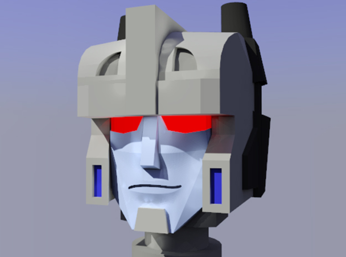 Gen. Siren (G1 Version) Head 3d printed