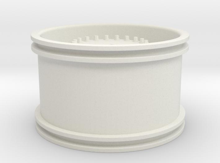 Wheelloader Rim 3d printed