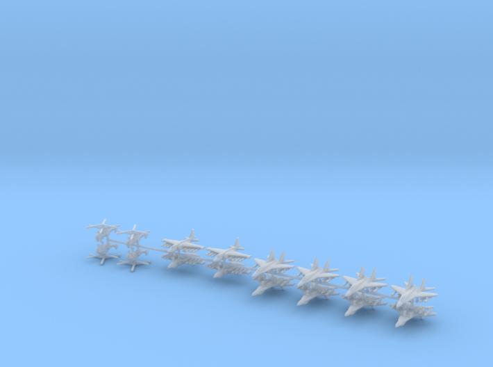1/700 Russian Naval Aviation Kit 3 3d printed