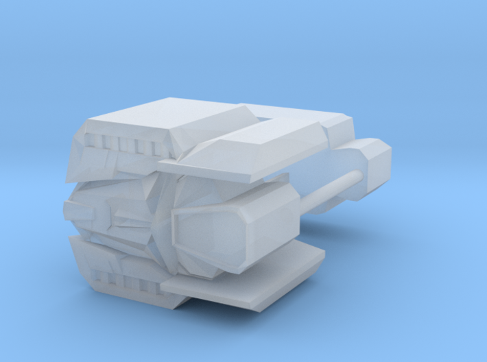 Beast Hunting Truck Leader Replacement Head 3d printed