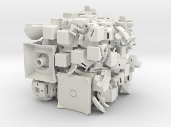 Venus DoDep 3x3x3 3d printed