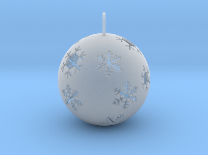 Christmas Bauble 1 3d printed