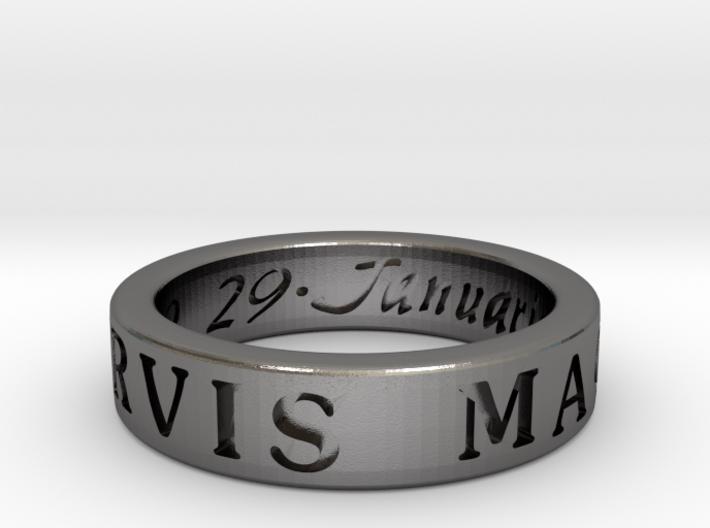 Sir Francis Drake Ring - Uncharted 1 + 2 Version 3d printed