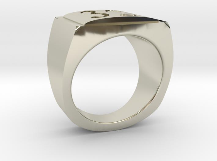 32 Ring 3d printed