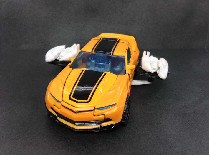 TLK: Beevolution Kit v3.0 3d printed Alt mode compatible.